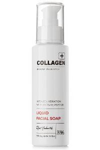 סבון נוזלי מקציף לפנים | קולגן פלוס