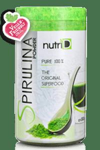 אבקת ספירולינה 1/2 ק״ג | Spirulina | נוטרי די