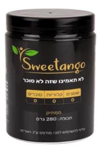 תחליף סוכר סוויטאנגו 280 גרם | Sweetango