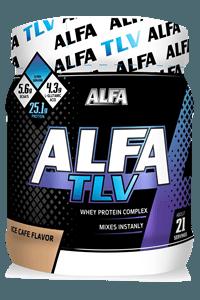 אלפא TLV | אבקת חלבון 700 גרם