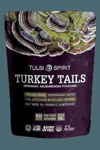 פטריית זנב תרנגול טרמטס | טולסי ספיריט