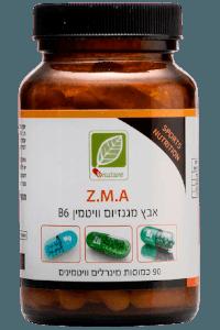 ZMA כמוסות | B natural