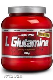 גלוטמין כשר סופר אפקט