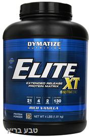 Dymatize Elite XT אבקת חלבון דיימטייז עלית XT