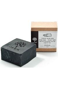 סבון פחם פעיל | MASIK
