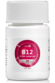 ויטמין B12 מתילקובלמין | B12 | נוטרי די