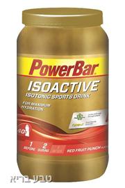 איזו אקטיב משקה איזוטוני PowerBar IsoActive Energy Drink