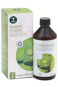 משקה מיץ אלוורה Aloe Vera | ברא צמחים
