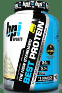 אבקת חלבון BPI BEST PROTEIN