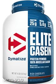 DYMATIZE CASEIN | אבקת חלבון דיימטייז קזאין