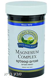 מגנזיום קומפלקס | MAGNESIUM COMPLEX