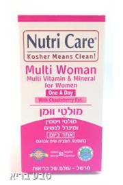 מולטי וומן - Nutri Care