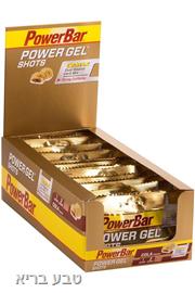 סוכריות איזוטוניות PowerBar PowerGel Shots