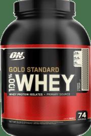 אבקת חלבון אופטימום גולד סטנדרט 2.3 ק״ג   Optimum gold - Whey Gold