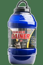 האמר גיינר HUMMER  GAINER