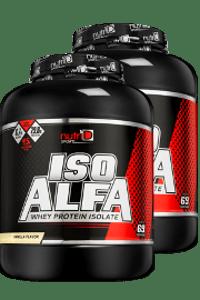 מארז זוגי איזו אלפא | ISO ALFA