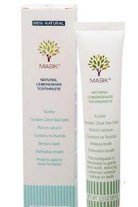 משחת שיניים למון גראס | MASIK
