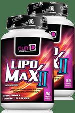 מארז זוגי כמוסות ליפו מקס  | Nutri-D-Sport