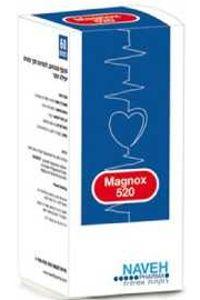 מגנוקס 520 | magnox 520 | נוה פארמה