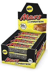 12 חטיפי חלבון מארס   Mars