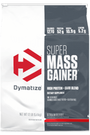 DYMATIZE SUPER MASS GAINER סופר מאס גיינר 5.5 ק״ג