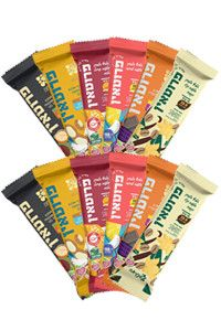 12 חטיפי חלבון טבעוניים | פנגיאה