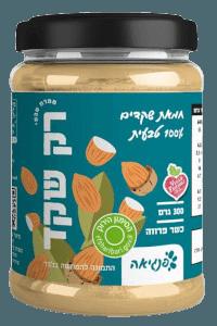 ממרח חמאת שקדים | פנגיאה