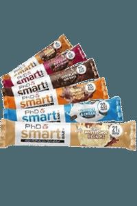 6 חטיפי חלבון PhD   SMART