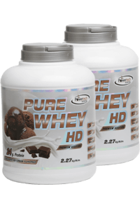 מארז זוגי פיור וואי |  pure whey HD