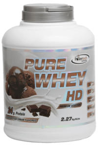 אבקת חלבון פיור | pure whey HD