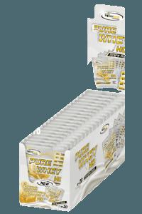 Pure Whey HD   אבקת חלבון פיור וואיי   20 מנות אישיות