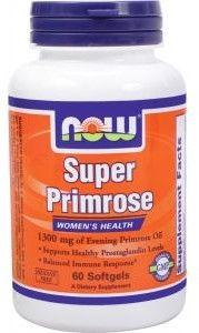 שמן נר הלילה super primrose- NOW