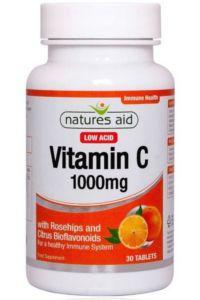 ויטמין natures aid | C